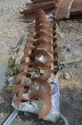 Three Assorted Conveyor Scrolls, as set out (lot l