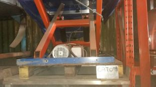 Elmo 1500kg Scissor Lift, hydraulic / electric hoi