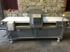 Boekels Discovery Metal Detector, 440V, loading free of charge - YES (lot located in Co Kilkenny,