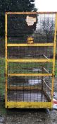 Personnel Cage (one person), loaded onto purchaser