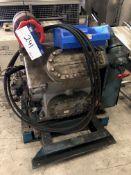 Sabroe SMC104S Refrigerant Compressor, on skid, di