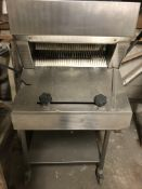 Mobile Bread Slicer, loading free of charge - YES (lot located in Co Kilkenny, Ireland)