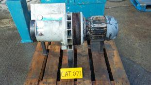 Hydrovane 23PUM Compressor, 7.5kW motor, serial no