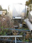 Oliver Douglas Industrial Washing Machine, in stai