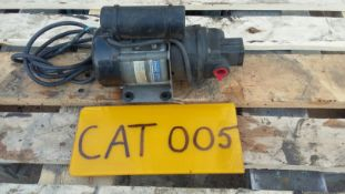 Totton PC3 34D4 Water Pump, single phase 1/2in inl