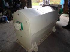 Simon Barron Siscan Rotary Brush Screen, 15kW moto