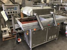 Webomatic Systems 4000 Twin Chamber Vacpacker, pla