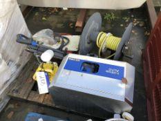 Nilfisk Alto Pressure Washer & 110V Transformer lo