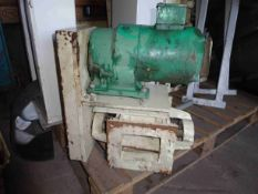 Geared Motor Driven Rotary Air Seal, plant no. 56,