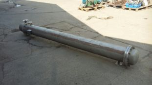 Stainless Steel 316 Shell & Tube Heat Exchanger wi