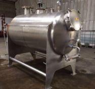 Fairfield Hytech Stainless Steel 1500L Horizontal