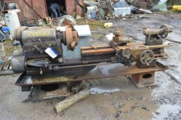 Mitchell 440 Swing Over Bed Gap Bed Centre Lathe,