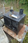 Deane & Beal Stove & Oven (post pallet excluded)