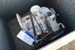 Self-Changing Gears Ltd 500MK 3 Gear Box, unit no.
