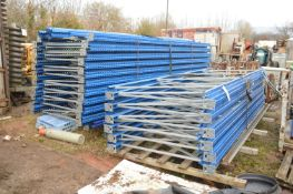 Dexion Pallet Racking Uprights, comprising approx.