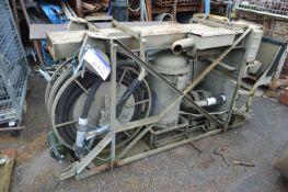 Simon Gloster Saro Dispersion Pack, Fuel Pumping &