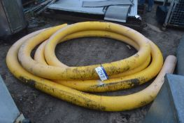 150mm dia. Plastic Flexible Pipe