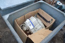MPM ZF 1RM301 P1 Marine Gear Box, serial no. 301.3