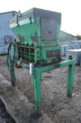 Meltog SH3-SHORTBOX SHREDDER, serial no. SHR3074,