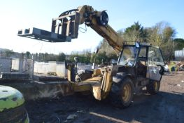 Caterpillar TH360B TELESCOPIC HANDLER, serial no.