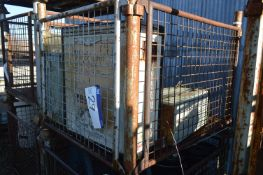 Assorted Equipment Boxes, in cage pallet (cage pal