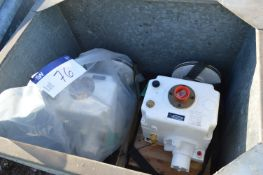 Edwards CJB Reconditioned Vacuum Pumps, in steel c