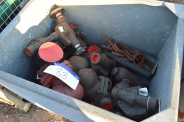 Assorted Mainly Spirax Sarco Steam Traps, in steel