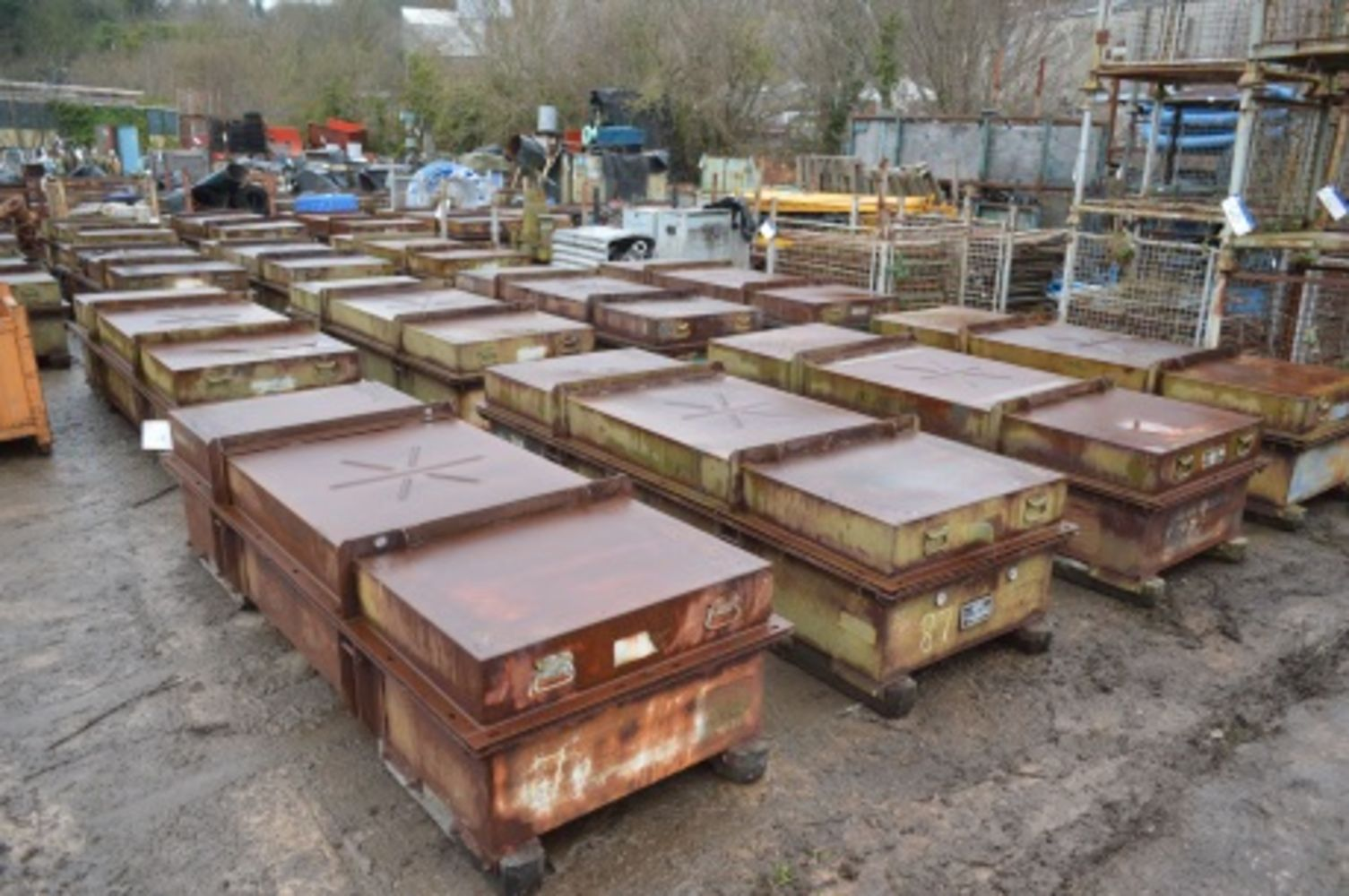 TWO DAY Online Auction - Industrial Plant & Equipment, Surplus Ex Army & Navy Stocks & Consumables (circa 1200 lots)