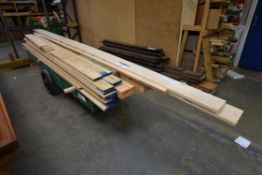 Mainly Softwood, as set out, up to approx. 5m long