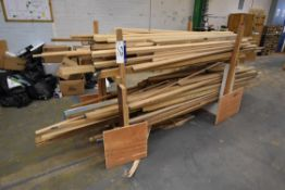 Timber Rack & Contents