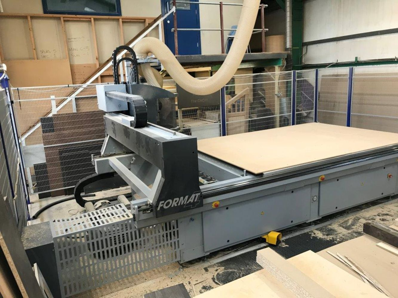 Woodworking Machinery, Joiners Tools & Equipment and Residual Timber Stocks