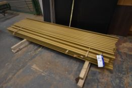 Approx. 60 Lengths Steel Profile, each approx. 50m