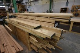 Assorted Timber (set out on top of lot 33)