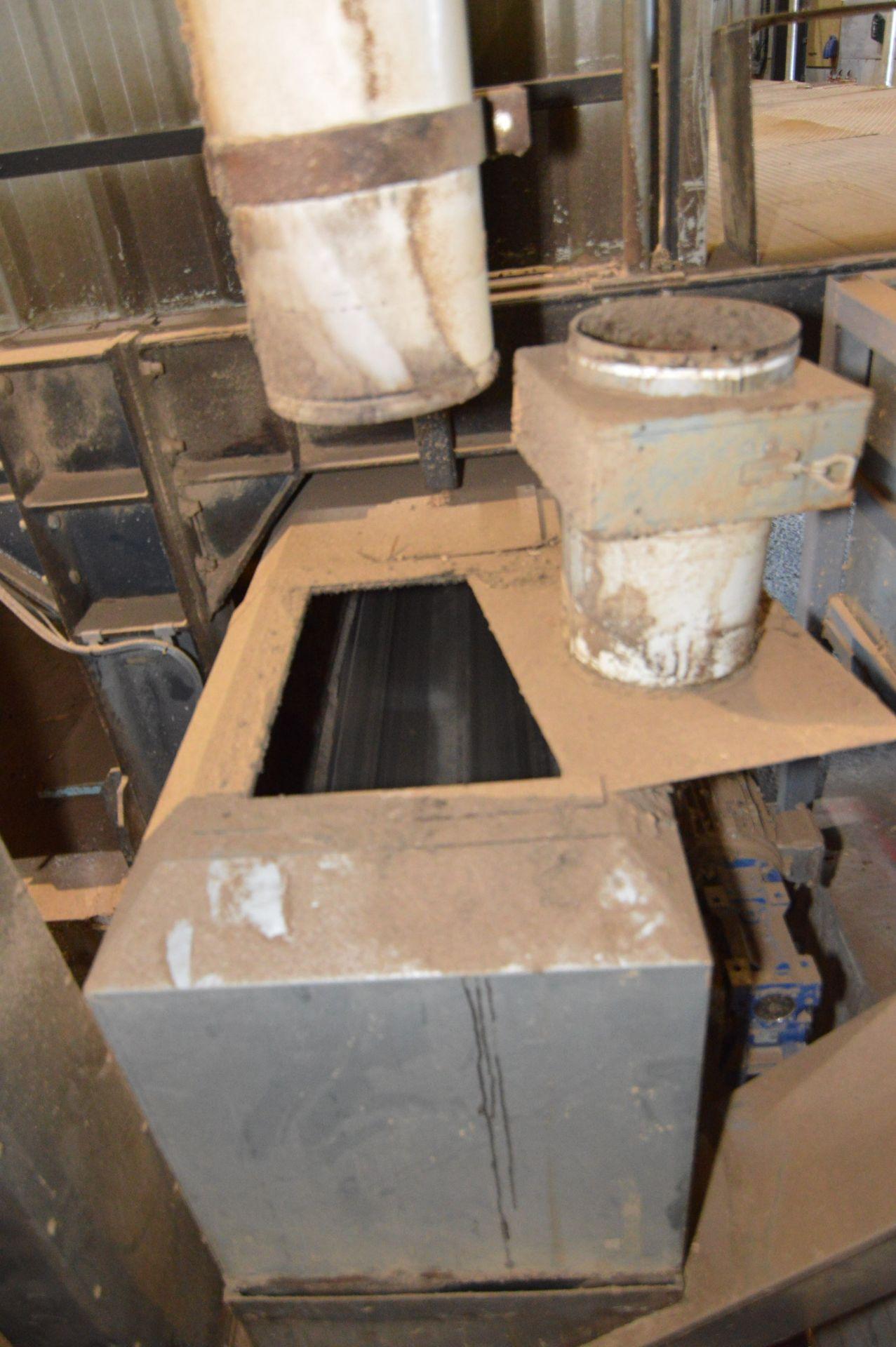 Lot 16 - Coveya Easikit EK600 Belt Conveyor, serial no. 167
