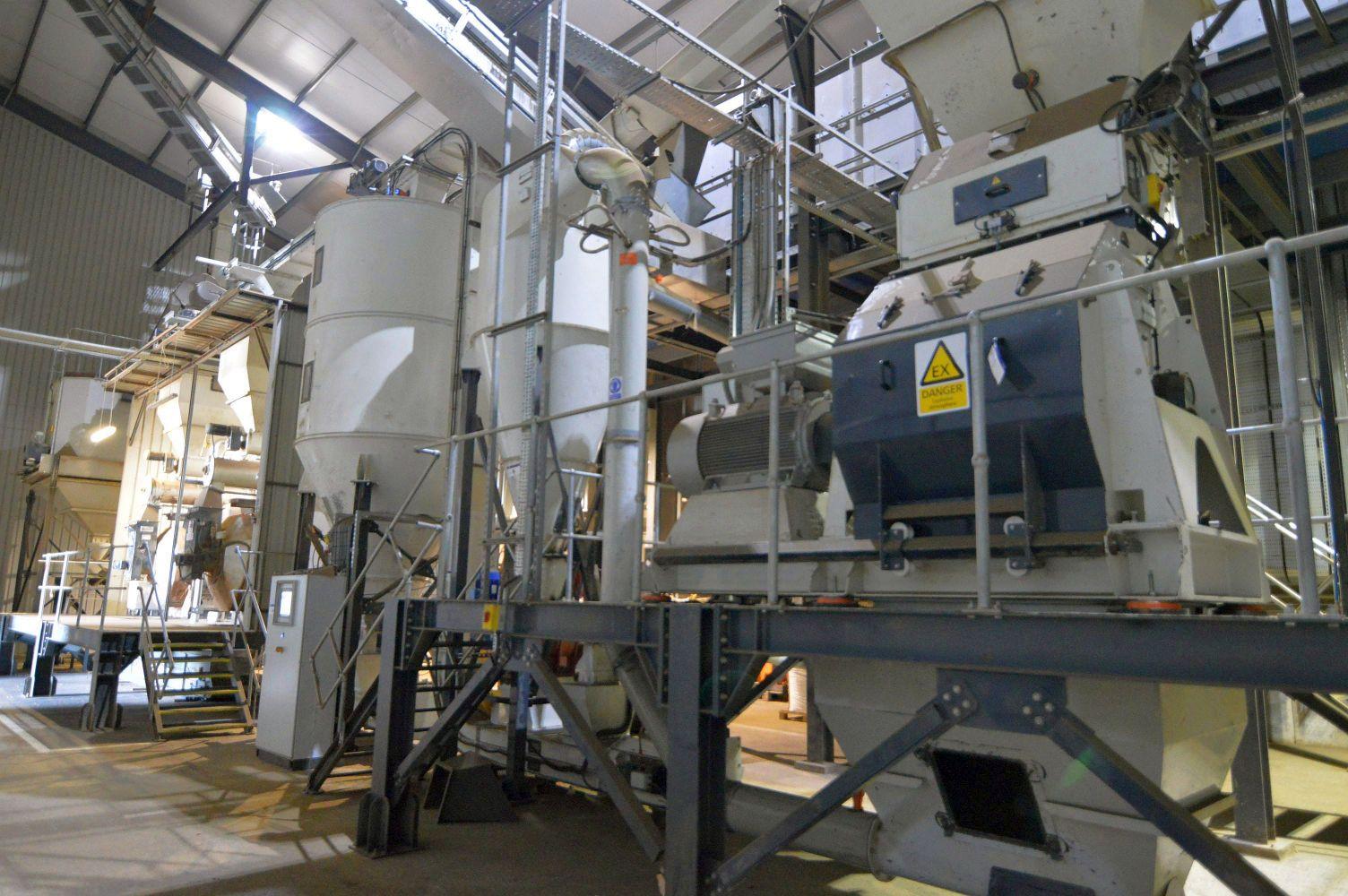 Biomass Wood Pellet Milling Plant & Equipment