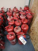 Approx. 20 Water Fire Extinguishers (LOT LOCATED A