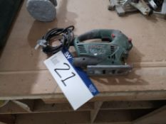 Bosch 3 603 C92 70 Jigsaw, 240V (LOT LOCATED AT 8