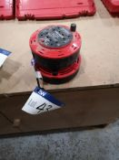 Four Socket Cable Reel, 10m, 240V (LOT LOCATED AT
