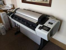 HP DesignJet T2300 Post Script eMFP Plan Printer (