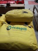 Three Ecospill Spill Kits (LOT LOCATED AT 8 WHITEH