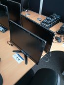 Acer G19HQL Monitor & Benq GL955 Monitor (LOT LOCA