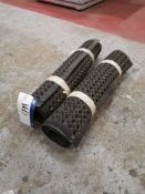 Two Rubber Machine Mats (LOT LOCATED AT 8 WHITEHOU