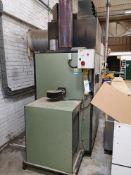 Talbot 150-CMH Biomass Wood Waste Heater, serial n