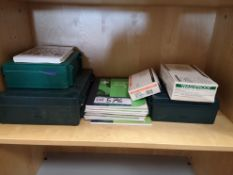 Quantity of First Aid Equipment, including first a