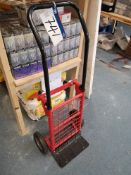 Sack Trolley (LOT LOCATED AT 153 LEEDS ROAD, GLASS