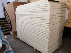 Quantity of Thermal Construction Boards, approx. 2