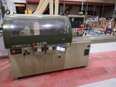 SCM Compact 22 Five Head Moulder, serial no. AB468