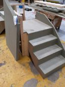 Staircase Work-in-Progress (LOT LOCATED AT 8 WHITE