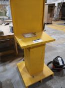 Lectern Work-Station (LOT LOCATED AT 8 WHITEHOUSE