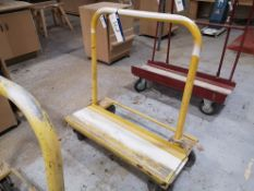 A-Frame Material Handling Trolley (LOT LOCATED AT